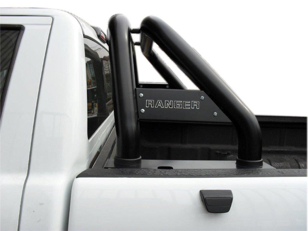 Rollbar Mountain Sport Bar Ford Ranger T6 2011 Crni